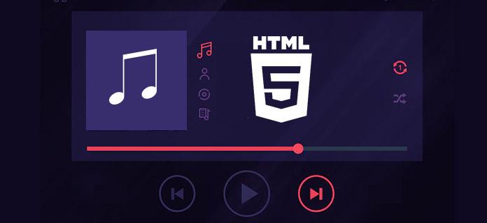 html5 audio ses ozelligi