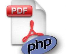 Php ile PDF Oluşturmak, Yazmak ve PDF İşlemleri