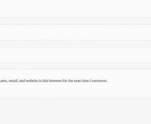 WordPress Yorum Alanında URL Kaldırma